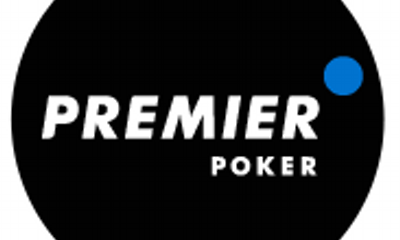 Premier logo poker