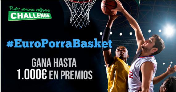 #EuroPorraBasket
