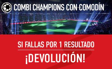 Devolución Combinada Champions