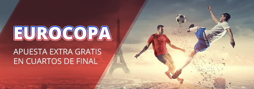 Luckia apuesta Eurocopa