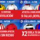 sportium ofertas champions