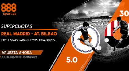 Supercuotas 888 Real Madrid Athletic