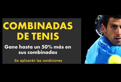 bet365 ganancia extra combinadas tenis