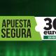 paf apuesta segura 30 euros