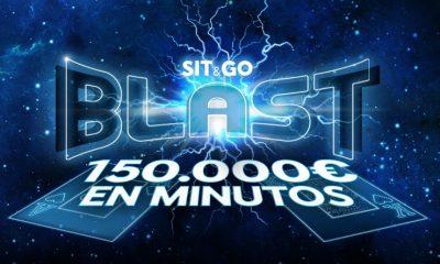 El Sit&Go Blast ha entregado 90.000 euros