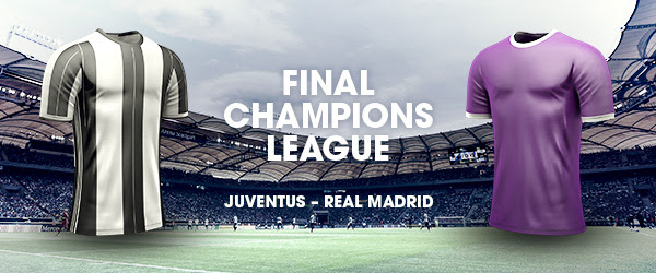 Apuesta a la final de Champions League con William Hill