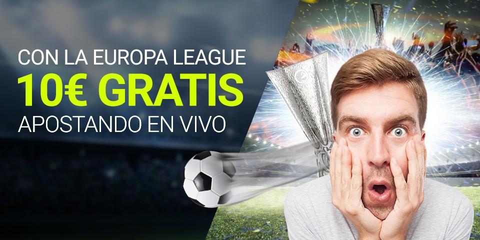 Consigue 10 euros gratis con Luckia