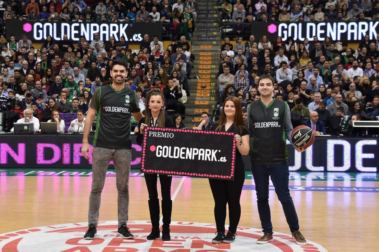 Goldenpark ofrece premios a los participantes