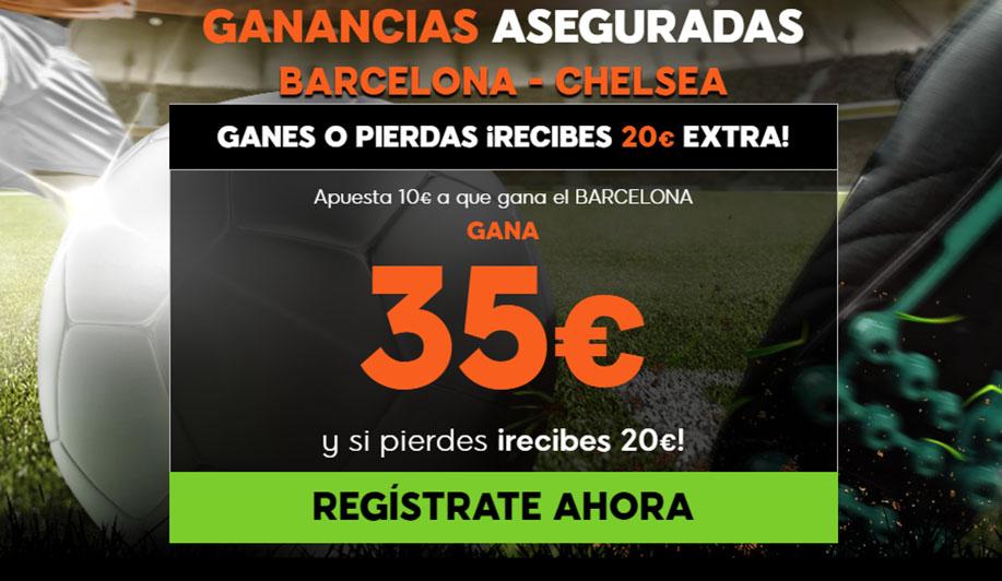 Consigue 20 euros extra con 888 Sport