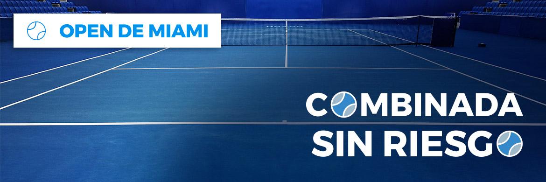 Combinadas Open de Miami