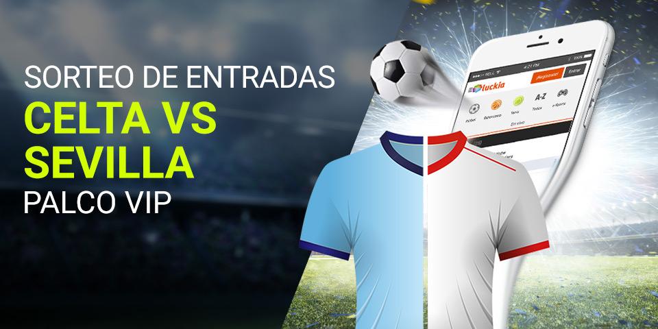 Consigue entradas para el Celta de Vigo o el Deportivo de La Coruña