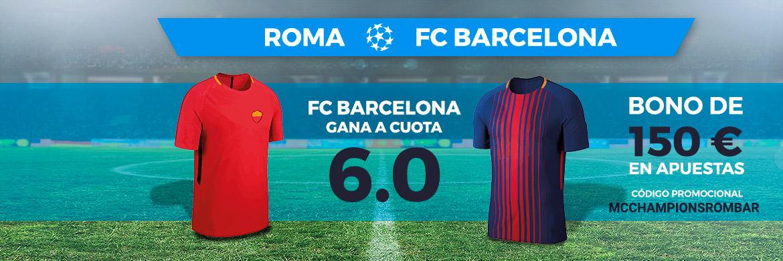 Megacuota a favor del FC Barcelona
