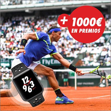 Consigue un Apple Watch con Circus