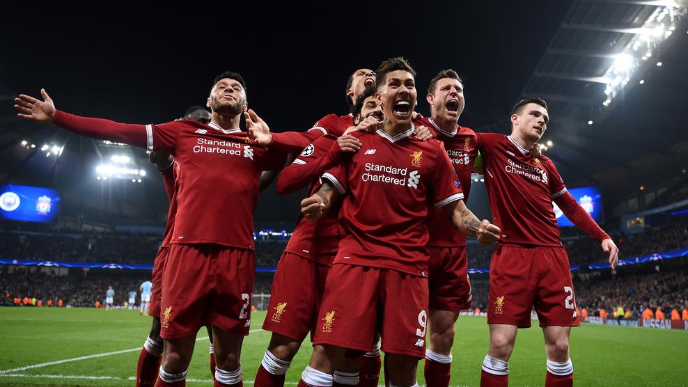 El Liverpool, favorito en las apuestas