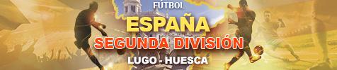 Apuesta en el Lugo - Huesca