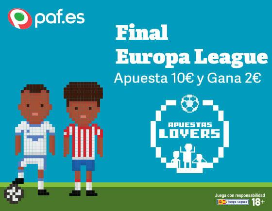 Promoción de PAF para la Europa League