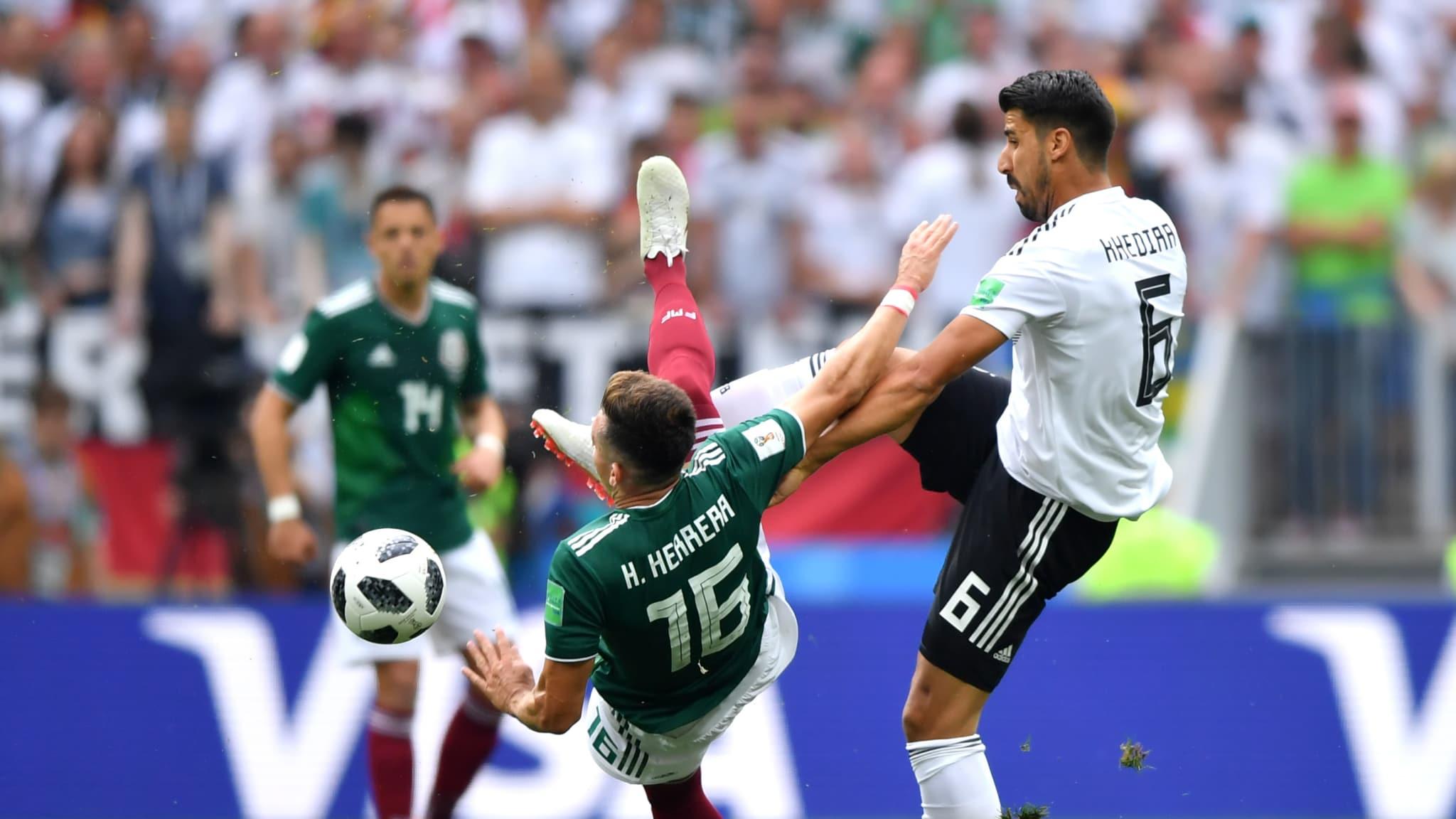 Alemania - México / FIFA.com