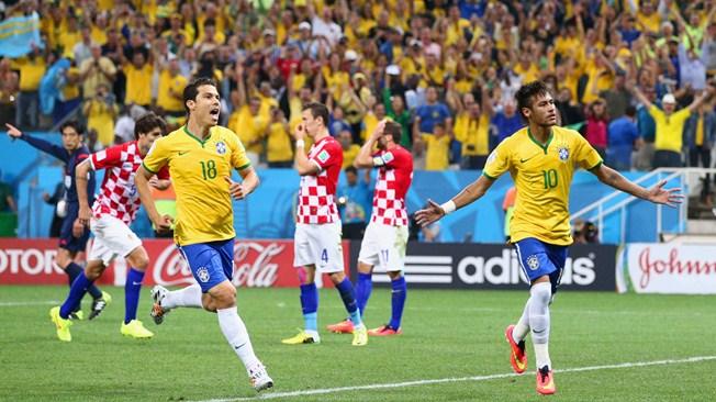 Brasil, candidata a ganar el mundial