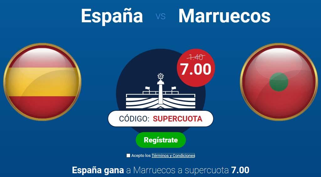 Supercuota a favor de España