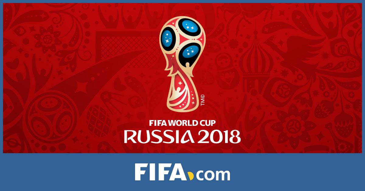 Mundial Rusia 2018/ fifa.com