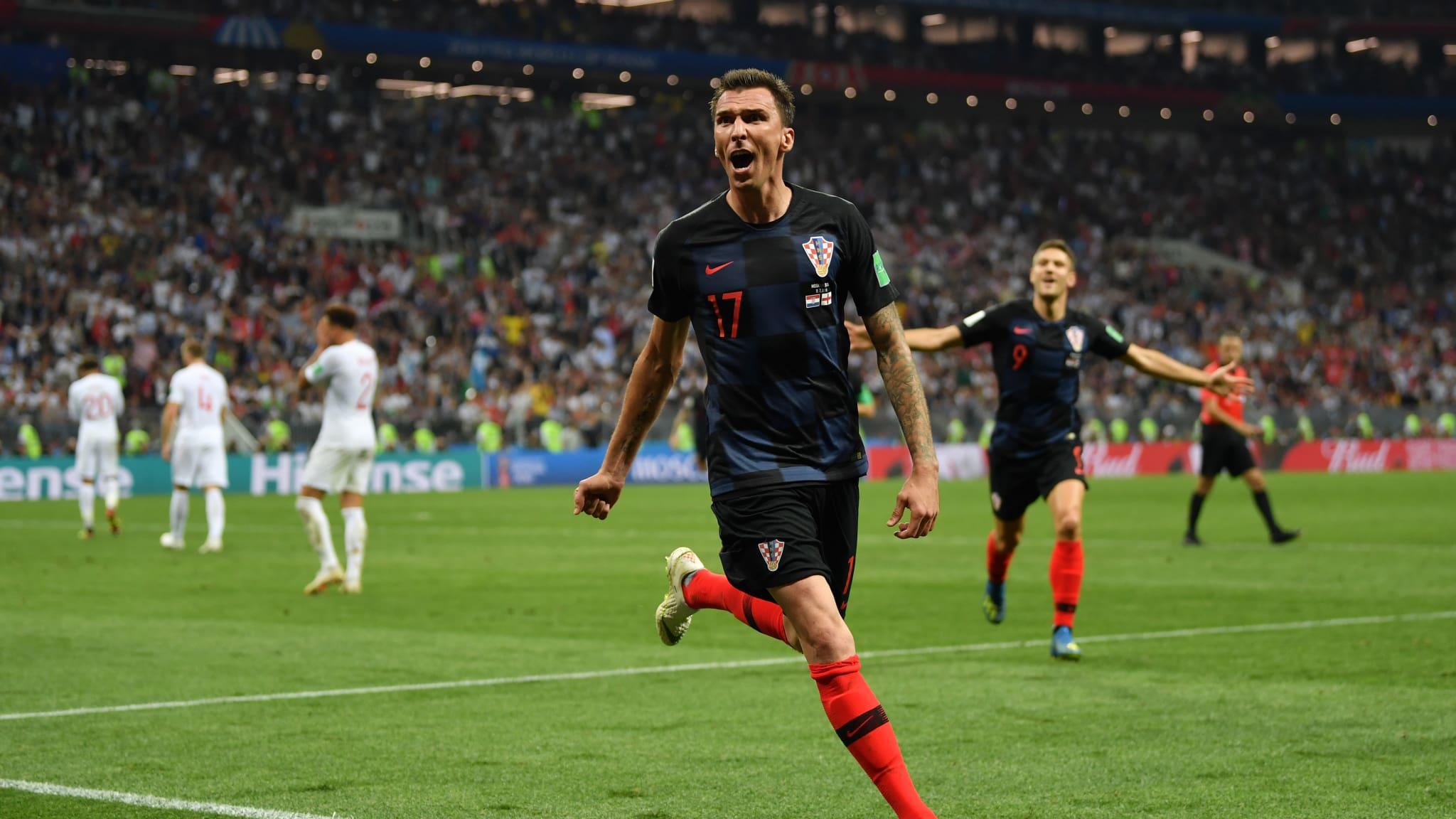 Croacia jugará su primera final