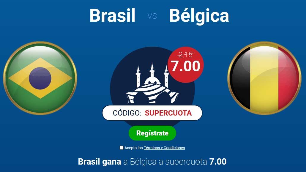 Supercuota a favor de Brasil