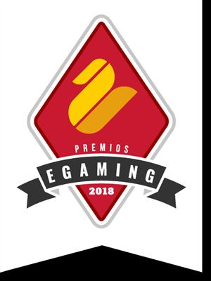 Luckia, galardonada en los premios e-gaming