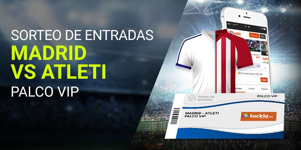 Consigue entradas para el palco del Bernabéu