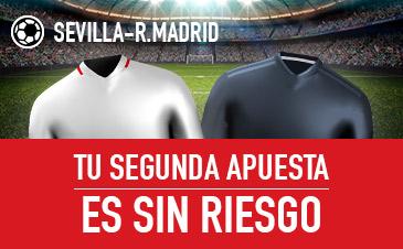 Promoción para el Sevilla - Real Madrid