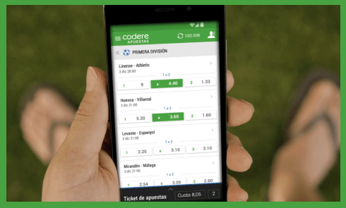 codere app movil