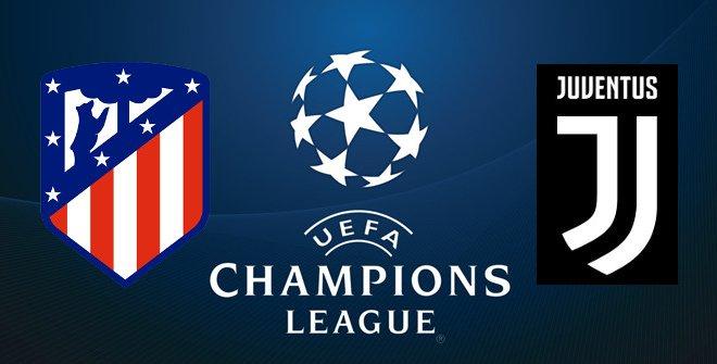 At. Madrid Juventus Apuestas Champions League