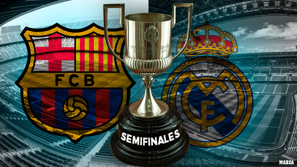 Barcelona Madrid Copa Rey MarathonBet