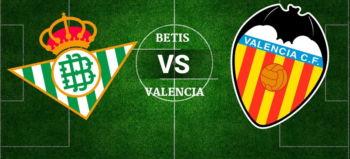 Betis Valencia Copa Apuesta