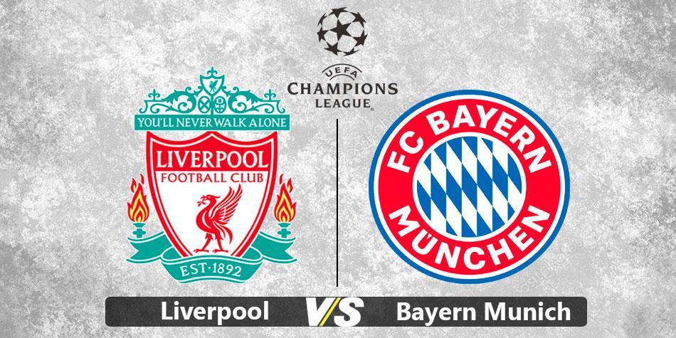 Liverpool Bayern Munich Champions 888 Sport