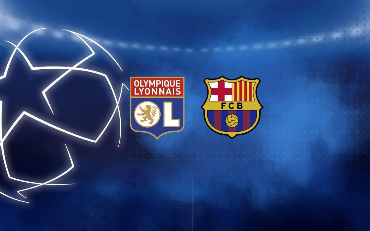 Lyon Barça Champions League Marathon Bet