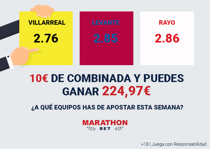 Supercombinada Marathon Bet