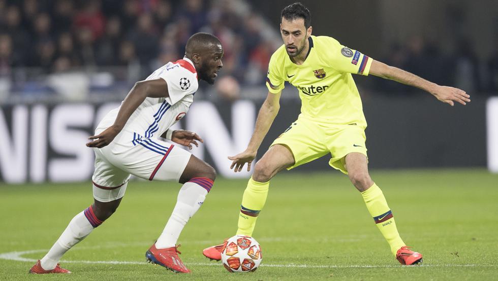 Barça Lyon Apuestas Champions