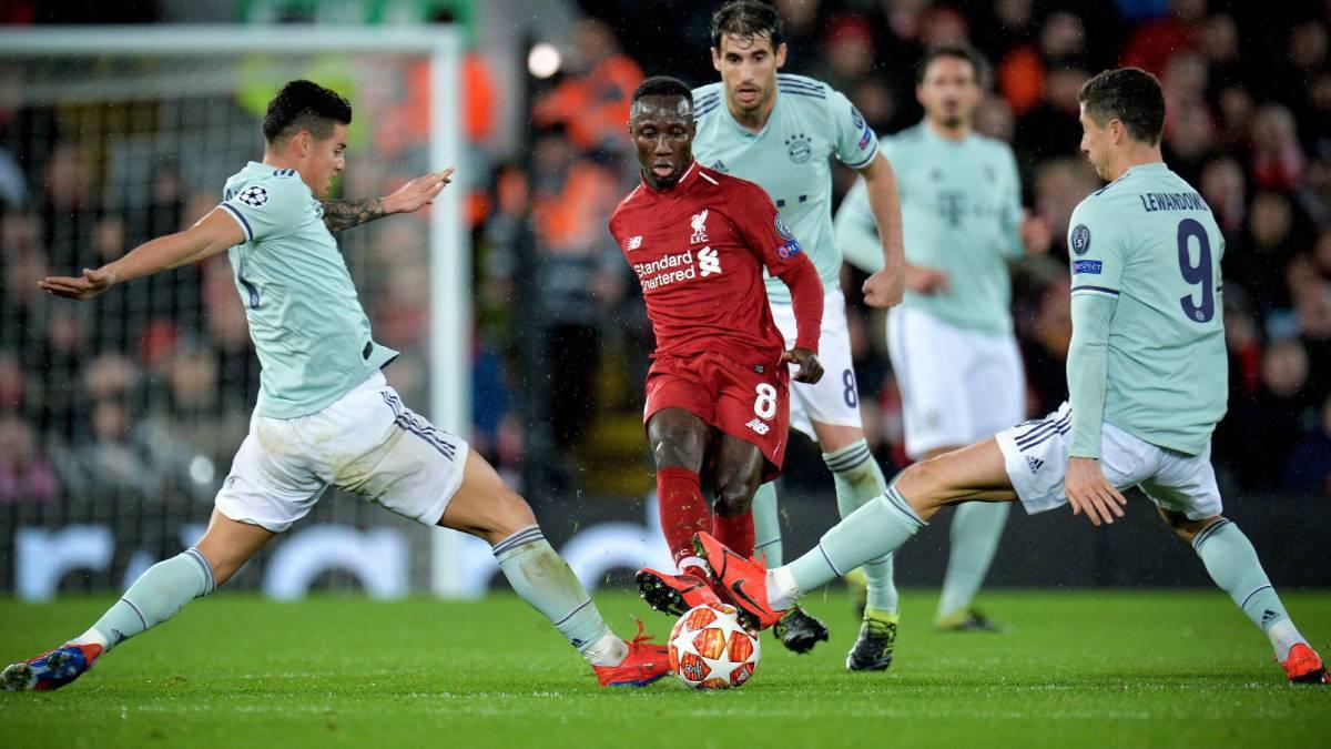 Bayern Liverpool Apuestas Champions