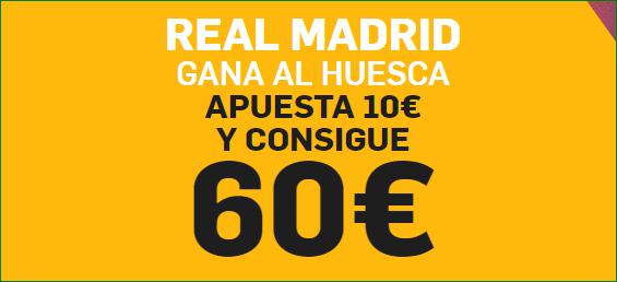 Real Madrid Huesca Betfair Apuestas