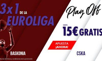 Baskonia CSKA Apuestas Suertia