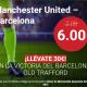 Manchester United FC Barcelona Supercuota