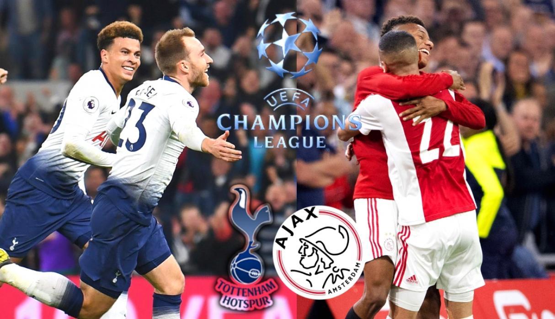 Tottenham Ajax Champions League Apuestas