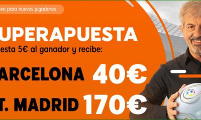 FC Barcelona At. Madrid Apuestas Luckia