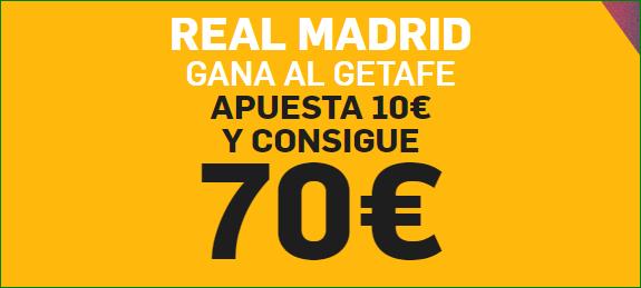 Getafe Real Madrid Apuestas Betfair