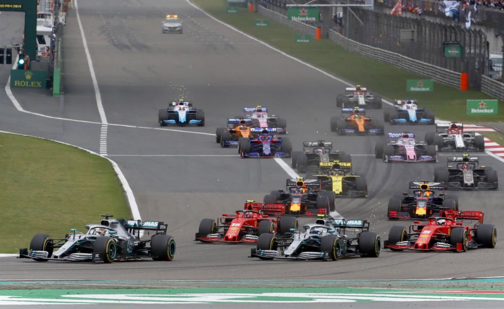 Fórmula 1 Apuestas GP Azerbaiyán