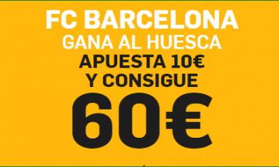 Huesca FC Barcelona Betfair Apuesta