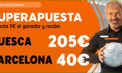 Huesca Barça Apuesta 888 Sport