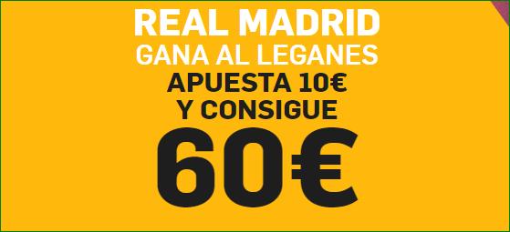 Leganés Real Madrid Apuesta Betfair