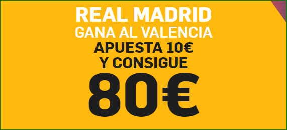Valencia Madrid Apuestas Betfair