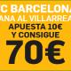 Villarreal FC Barcelona Apuestas Betfair